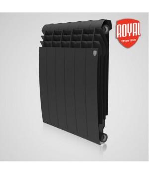 Радиатор Royal Thermo BiLiner 500 Noir Sable (6 секций)