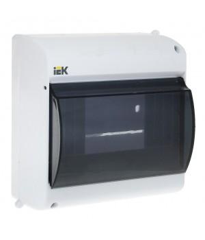 Бокс КМПн 2/6 для 6-х автоматических выключателей наружной установки // IEK