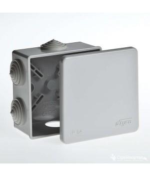 Распаячная коробка ОП 85х85х40 4 входа IP 54 Schneider Electric
