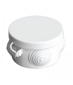Распаячная коробка ОП 85х40 4 входа IP 54  TDM