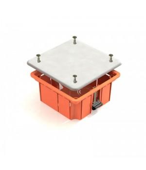 Распаячная коробка СП 115х115х45мм, IP20, TDM