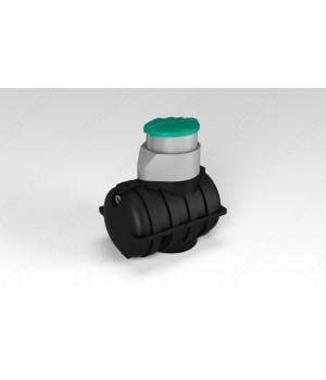 Емкость подземная «Rostok» U 1250 литров