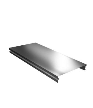 Рейка  AN 85A  А741а02 суперхром  L=3.00 алюминий
